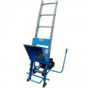 Safety Hoist CH200 - 200lb. Steel Based Ladder Hoist Honda Engine