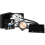ARCTIC Accelero Hybrid III-120 (R9 280X) Graphics Card Liquid Cooler 120 mm Radiator High-End Backside Cooler Dedicated VRM Cooling Supports R9 280X 280 HD 7970 7950