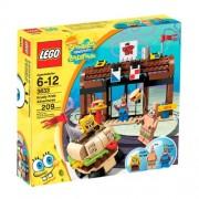 LEGO SpongeBob SquarePants Krusty Krab Adventures 209pieza(s) - juegos de construcción (Multicolor)