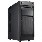Carcasa Libra Series LF-01B-OP, MiddleTower, Fara sursa, Negru