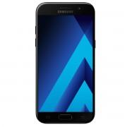 Telefon mobil Samsung Galaxy A5 (2017) 4G, 5.2'', RAM 3GB, Stocare 32GB, Camera 16MP/16MP, Black