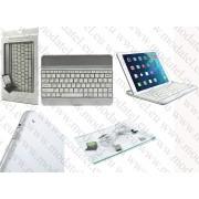 Apple iPad Air - клавиатура Bluetooth-Aluminium