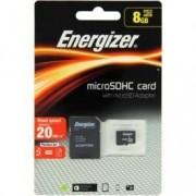 Carte microsdhc 8go avec adapteur classe 10 uhs compatible Acer Liquid e3 duo