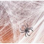 24 Pack Halloween Spider Webs & Webbing + Spiders Full 24 Pack (2 Dozen)