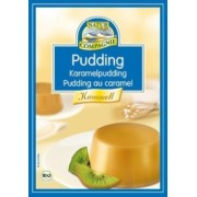 Praf pudding bio cu caramel