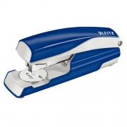 Esselte Leitz Nexxt - Grapadora manual, azul