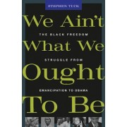We Ain't What We Ought to be by Stephen Tuck