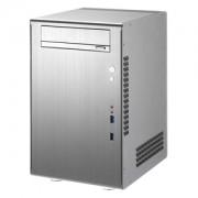 Carcasa Lian Li PC-Q11A Mini-ITX Cube Silver