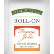 Deodorant Roll-on Femme Jolie cu salvie si glicerina 50ml Manicos