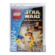 LEGO Star Wars: Sebulba & Anakin's Podracer
