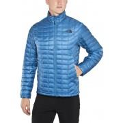 The North Face ThermoBall Full Zip Jacket Men Banff Blue XXL Winterjacken