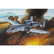 1:100 Revell A-10 Thunderbolt Ii Easy Kit