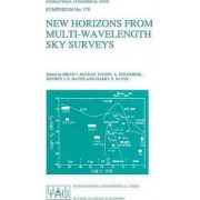 New Horizons from Multi-Wavelength Sky Surveys: Proceedings of the 179th Symposium of the International Astronomical Uni Held in Baltimore, MD, USA, August 26-30, 1996 by Brian J. McLean