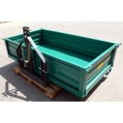 Prepravný box veľký pre traktor DELEKS T-1800
