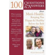100 Questions and Answers About Men's Health by Pamela Ellsworth