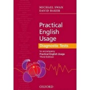 Practical English Usage Diagnostic Tests by Michael Swan