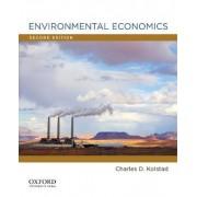 Environmental Economics by Charles D Kolstad