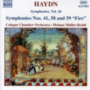 J. Haydn - Symphonies Vol.26 (0747313209224) (1 CD)