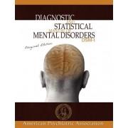 Diagnostic and Statistical Manual of Mental Disorders: DSM-I Original Edition