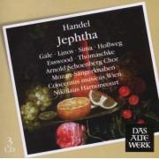 G.F. Handel - Jephtha (0825646925872) (3 CD)