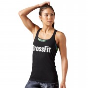 Reebok RCF Graphic Tank FEF Black M
