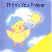 The Thank You Prayer by Kaori Watanabe