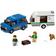 LEGO Furgoneta si rulota (60117)