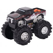 Happy People 35930 - Toy State, Macchinina con luci e suoni Monster Truck Snakebite 4 x 4, Road Rippers