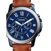 Ceas barbati Fossil FS5151 Grant Chrono 44mm 5ATM