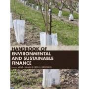 Handbook of Environmental and Sustainable Finance by Vikash Ramiah