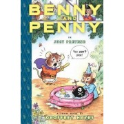 Benny and Penny in Just Pretend by Geoffrey Hayes