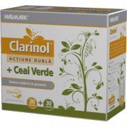 Clarinol 1000mg 30cps + Ceai verde