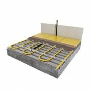 Banda de distantare si instalare cabluri de incalzire electrice MAGNUM 10m - sina de fixare