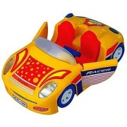 Anand Racer Car (Yellow)