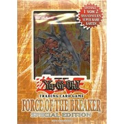 Yu-Gi-Oh! Force of the Breaker Special Edition dt. [Importación alemana]
