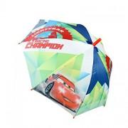 Cars Premium Paraguas Automático, 45 cm, Color Azul