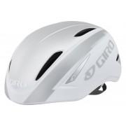 Giro Air Attack Helmet matte white/silver 51-55 cm Rennradhelme