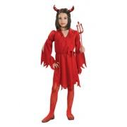 Costum De Carnaval - Devil Girl