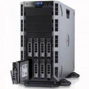 Сървър Dell PowerEdge T330, Intel Xeon E3-1220v5 (3.0GHz, 8M), 16GB 2133 UDIMM, 120GB SSD SATA Boot, PERC H330 Controller, iDRAC8 Basic, #DELL01987