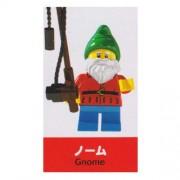 8804 Nome Mini Fig Block Building Blocks Lego Mini Figure Series 4 Side A Lego Minifigures #