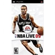 NBA Live 09 - Sony PSP