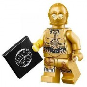 Lego Star Wars C-3P0 Droid Minifigure - Loose