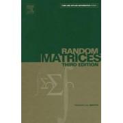 Random Matrices by Dr. Madan Lal Mehta