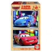 Educa Disney Verdák 2 fa puzzle, 2x16 darabos
