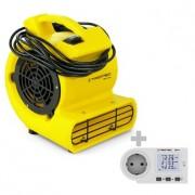 Turboventilator TFV 10 S + wattmetru BX11