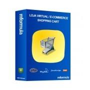 Loja Virtual - Comércio Eletrônico Produtos Personalizados