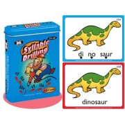 Syllable Drilling Fun Deck Cards - Super Duper Educational Learning Toy for Kids