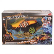 Dickie Toys 201119087 - modelli anfibio RC Dino Basher Boa, RTR, automobilistico e dei trasporti