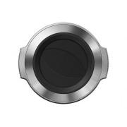 Olympus LC-37C silver / automatic lens cap for EZ-M1442EZ