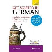 Get Started in German Absolute Beginner Course by Rosi Mcnab